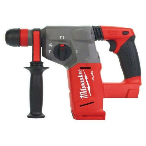 Perforateur MILWAUKEE SDS-Plus FUEL M18 CHX-0 - sans batterie ni chargeur 4933447420