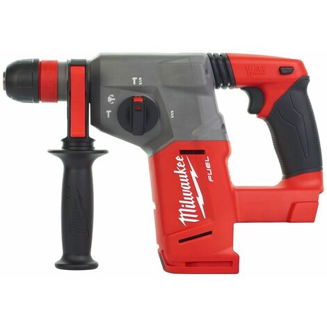 Perforateur burineur MILWAUKEE 18V M18 CHX-0 Sans batterie ni chargeur - 4933447420