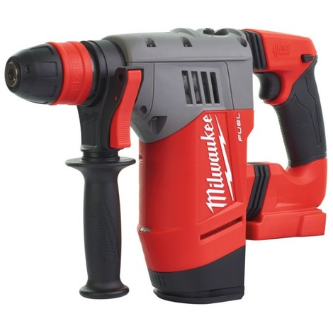 Perforateur burineur MILWAUKEE M18 CHPX-0 - 18V SDS-PLUS - Sans chargeur, ni batterie - 4933446830
