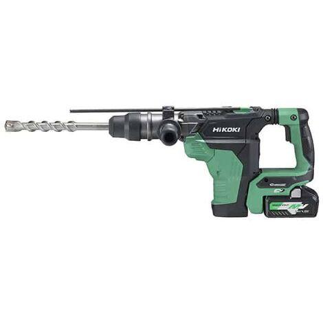 Perforateur burineur MultiVolt SDSMax 40mm 36V Brushless 7.1J - Sans batterie, ni chargeur - DH36DMAWAZ
