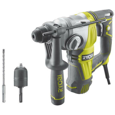 Perforateur Burineur RYOBI SDSPLUS 800W - 4 modes - RSDS800-KC