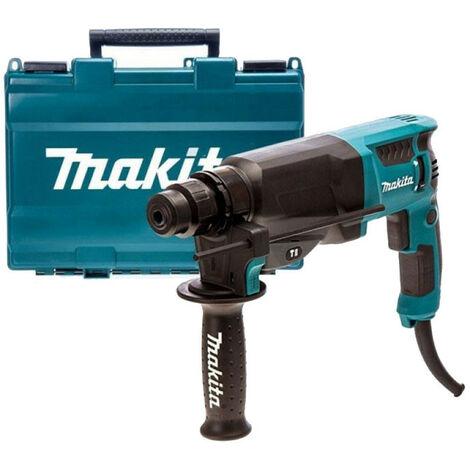 Perforateur burineur SDS+ 800 W 26 mm en coffret - MAKITA HR2630