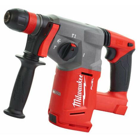 Perforateur-Burineur SDS+ M18 CHX-0X MILWAUKEE - 2.5J EPTA - en HD-BOX - sans batterie ni chargeur - 4933451430