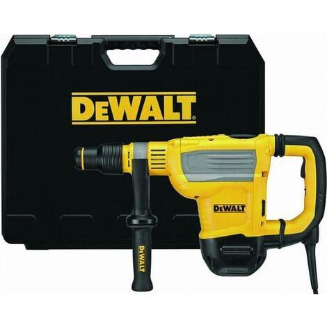 Perforateur burineur SDS-MAX 1350w 10.5J 6kg DEWALT - D25614K