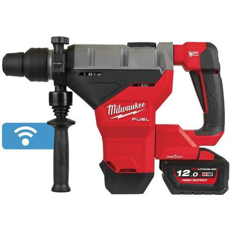 Perforateur burineur SDS-Max autostop M18FHM-121C MILWAUKEE - 4933464894