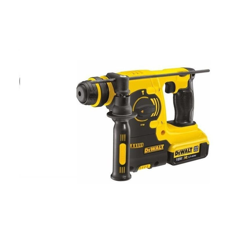 Perforateur burineur SDS-Plus 18V-4Ah Li-Ion DEWALT DCH253M2