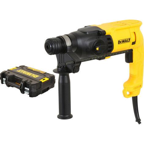 Perforateur burineur SDS-Plus 22mm 710W - DEWALT D25033K-QS