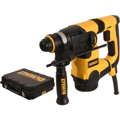 Perforateur burineur SDS-Plus 395W 2.8J - DEWALT D25323K-QS