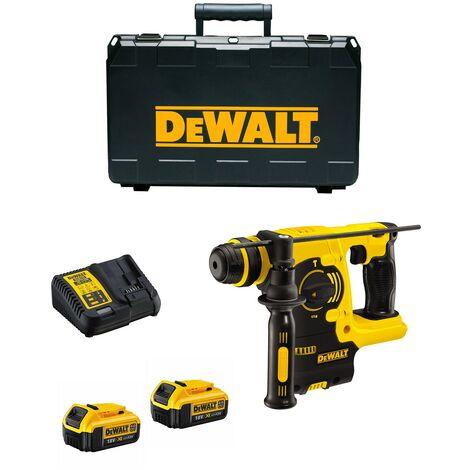 Perforateur DEWALT DCH253M2 (2 x 4,0 Ah DCB115 Coffret)