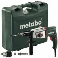 Perforateur METABO KHE 2644 + Mandrin en coffret