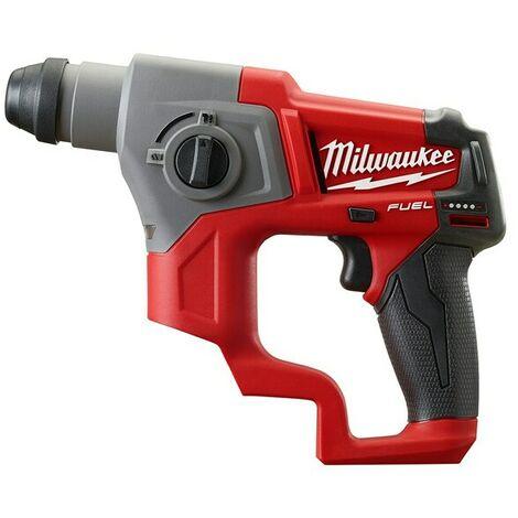 Perforateur MILWAUKEE M12 CH-0 SDS-Plus 12V - Sans batterie ni chargeur - 4933441947