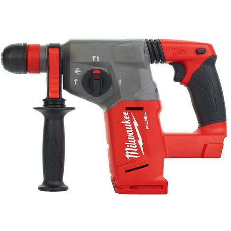 Perforateur MILWAUKEE SDS Plus M18 FUEL CHX-0X - sans batterie ni chargeur 4933471275