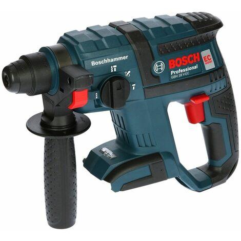 Perforateur sans fil Bosch GBH 18 V-EC Professional avec L-Boxx appareil seul