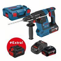 Perforateur sans-fil Bosch GBH 18V-26F 2 batteries 5,0Ah + ProCORE18V 8.0Ah 0615990K7Z