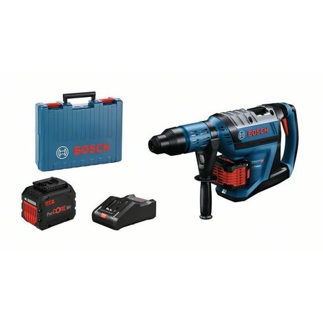 Perforateur sans fil Bosch GBH 18V-45 C 12Ah