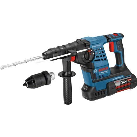 Perforateur sans-fil SDS-plus GBH 36 VF-LI Plus Solo Solo Coffret L-BOXX - 0611907000 - Bosch