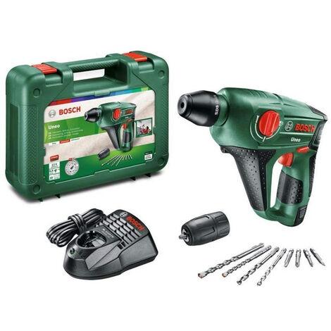 Perforateur sans-fil Uneo 12V BOSCH + 1 batterie 2,5Ah - 060398400D