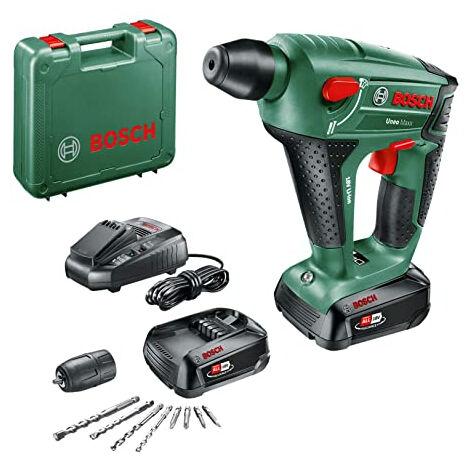 Perforateur sans fil Uneo Maxx BOSCH + 2 batteries 2,5 Ah - 603952327