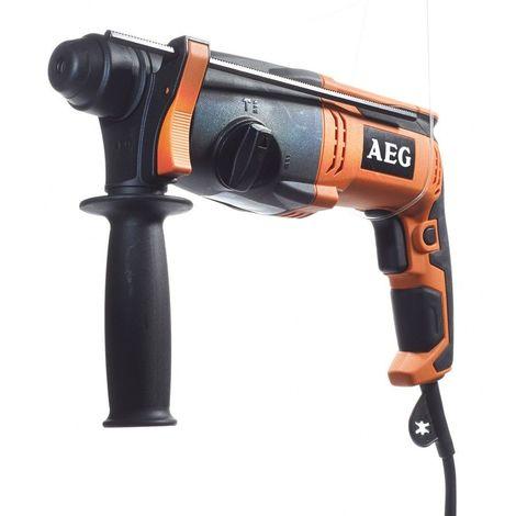 Perforateur sds+ AEG ,720 Watts , 2.5 JOULES BH24E , 5 forets béton Offert !