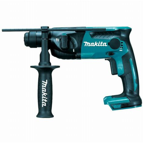 Perforateur sds+ MAKITA 18 V Li-Ion 16 mm sans chargeur ni batterie - DHR165Z