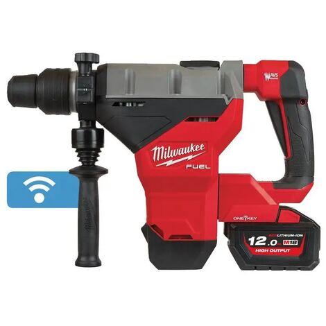 Perforateur SDS Max FUEL 18V 12Ah   M18 FHM-121C - 4933464894 - Milwaukee