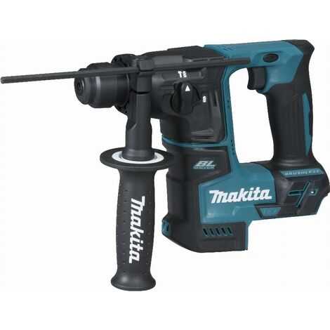 Perforateur SDS-Plus 18 V Li-Ion 17 mm MAKITA - Sans batterie, ni chargeur - DHR171ZJ