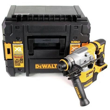Perforateur SDS-Plus 18V 2.8J XR DEWALT sans batterie ni chargeur + coffret TSTAK - DCH283NT