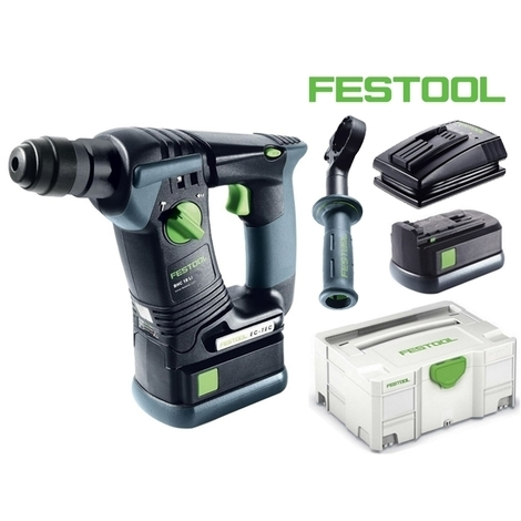 Perforateurs sans fil BHC 18 Li 5,2-Plus Festool