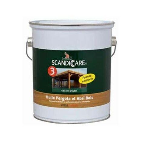 pérgola de aceite y madera arrojan 1L ScandiCare - Incolore