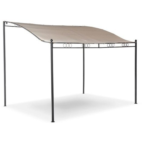 Pergola Elegance 2,5x3,5 m in ferro | Metallo