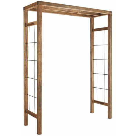"Pergola ""Ikebana"" bois autoclave- 214 cm"