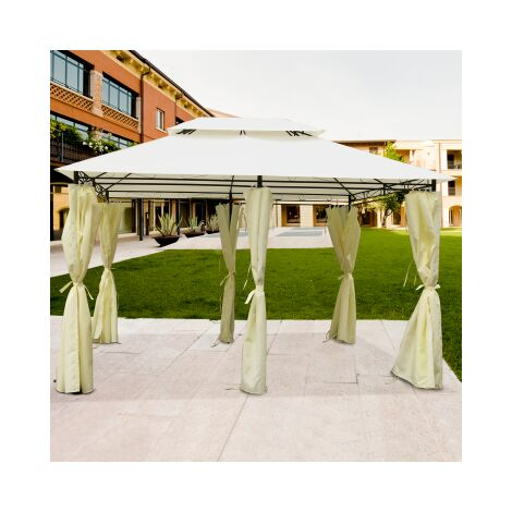 Pergola Papillon 3,0x4,0m Estoril