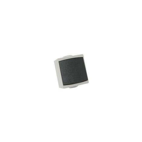 PERLE Interruptor/Conmutador GRIS IP65