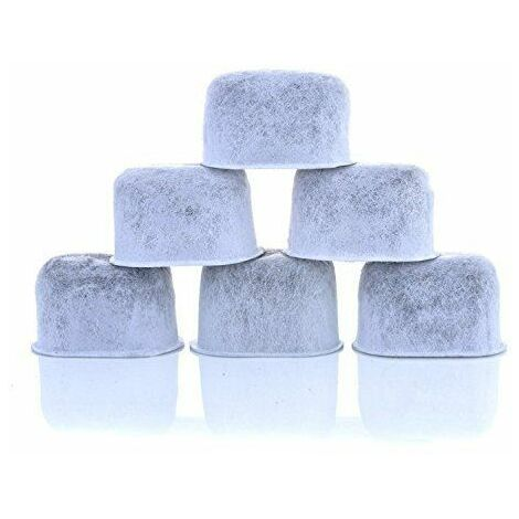 Perle rare Filtre à eau de rechange - Filtre universel et compatible - Filtre à eau à charbon de remplacement pour machines à café