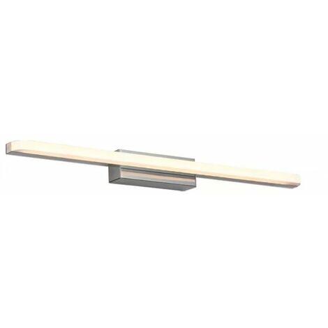 Perle rare lampe de miroir led pour la chambre des femmes coiffeuse lampe de miroir pour salle de bain meuble de salle de bain miroir de courtoisie lumière B-2022 (lumière chaude)