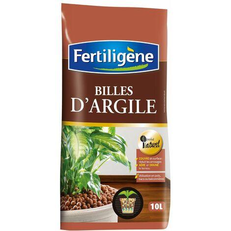 "main image of ""Perles d'argile sac 10 l - FERTILIGENE"""