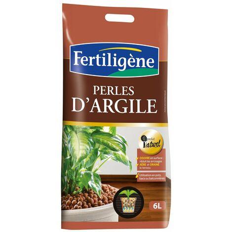 "main image of ""Perles d'argile sac 6 litres - FERTILIGENE"""