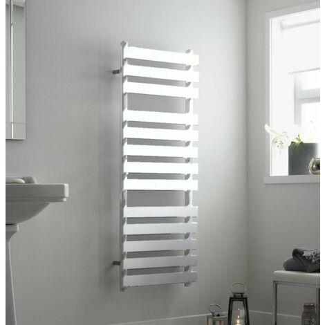 Perlo White Towel Rail (Various Sizes Available)