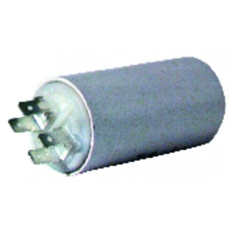 Permanent capacitor 15 µf (ø40 xlg72 xoverall 96)