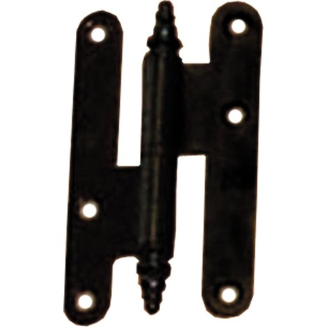 Pernio C/redondo Remate Negro - AMIG - 408 IZDA - 9 1/2