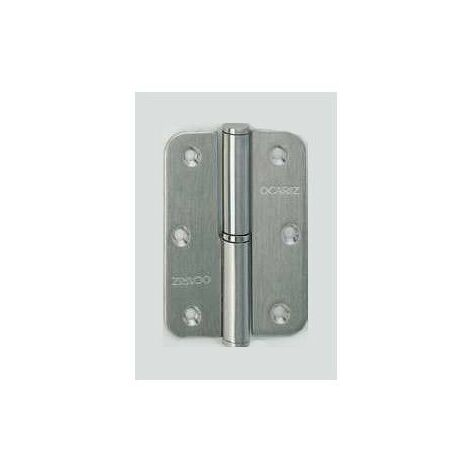 Pernio Carpinteria 90X65Mm Ocariz Inox304 Derecha 90R
