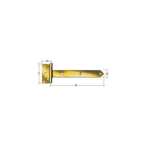Pernio postigo 3126/K2/600 mm