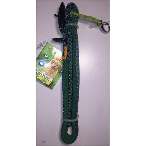 Perro verde collar adicional Soft - tama