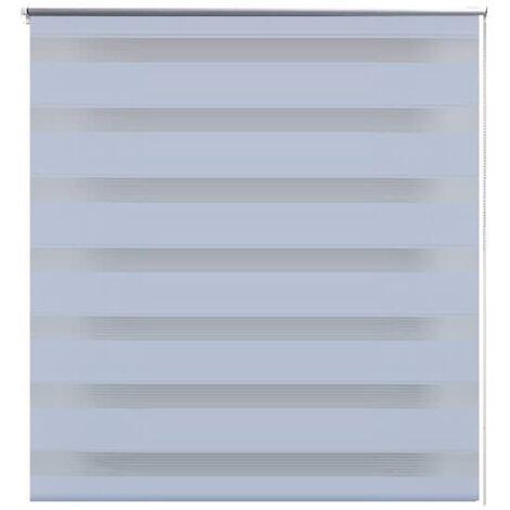Persiana Cebra 70 x 120 cm Blanco