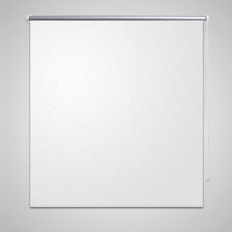Persiana Enrollable Apagón 60 x 120 cm Blanco
