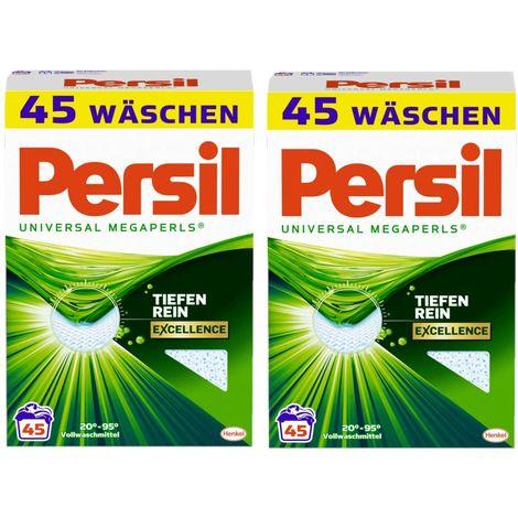 Persil Universal Megaperls Vollwaschmittel Waschmittel Waschen 90 Waschladungen