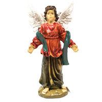 92744a75bec7 Personaggio del presepe di Natale angelo 9cm