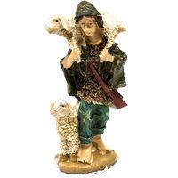 bcaa83c58ad8 Personaggio del presepe di Natale pastore 9cm
