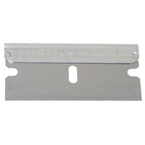 Personna 61-0045-0000/B201102AA01 Regular-Duty Single Edge Razor Blades Aluminium Spine 50 Boxes of 100 Blades