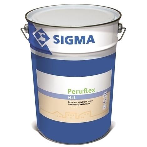 PERUFLEX - SIGMA - Peinture acrylique mate Int / Ext